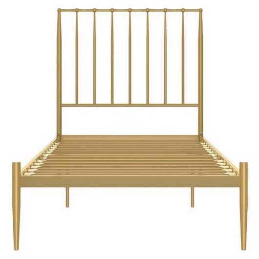 Picture of Gold Twin Bed Frame (Qty 2)